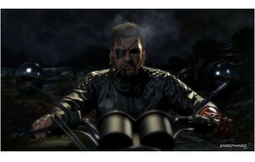 Xbox One için Metal Gear Solid 5 the Phantom Pain trailer videosu
