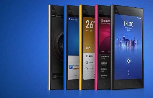 Xiaomi zaferini altın renkli MI3 ile kutluyor