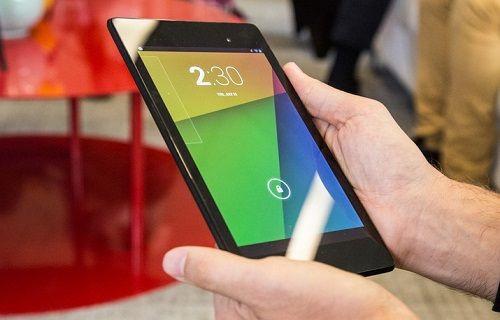 Yeni Nexus tablet test için Hindistan'da