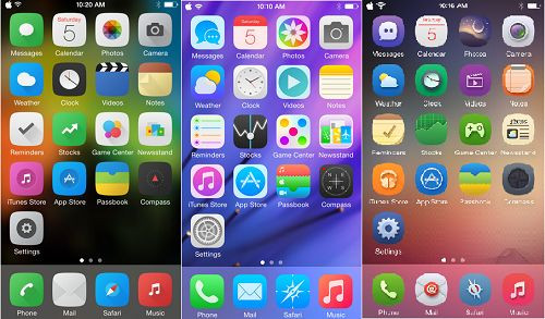 Bu iPhone temaları aklınızı başınızdan alacak