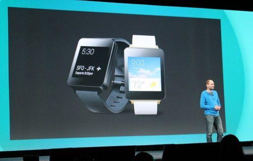 Android Wear için ilk güncelleme yayınlandı