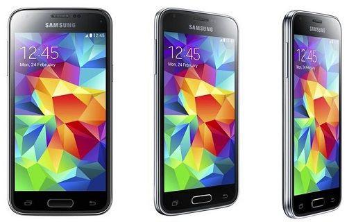 Galaxy S5 mini'de dikkat çeken ayrıntı