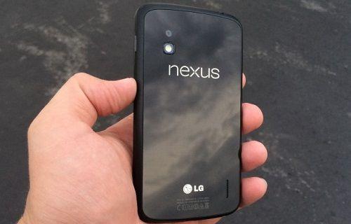 Android L yüklü Nexus 4'ün videosu yayınlandı