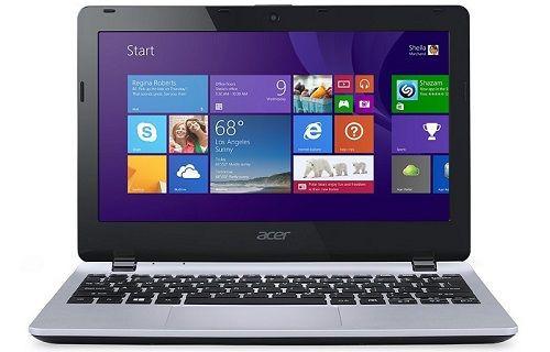 Acer'ın Aspire E11 ve V11 Notebook modelleri satışa sunuldu