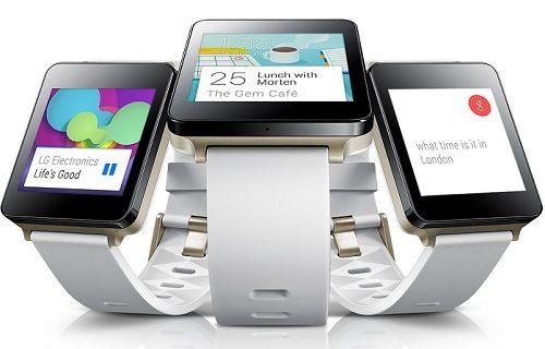 LG G Watch dünya genelinde satışa sunuldu
