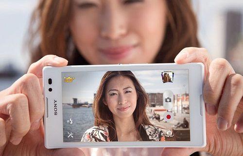 Xperia Selfie akıllı telefonun videosu yayınladı