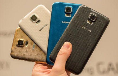 Samsung Galaxy Note 4, S5 ile aynı renk seçeneklerini sunacak