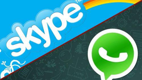 WhatsApp ve Skype'a sansür mü geliyor?