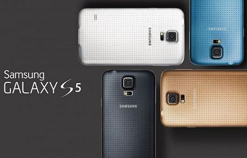Galaxy S5 alana Galaxy Tab 3 7.0 hediye