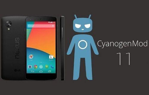 CyanogenMod, CM11 M8 ROM'larını yayınladı