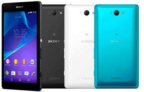 Sony, Xperia Z2a'nın satışını başlattı