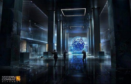Modern Combat 5'in çıkış tarihi açıklandı