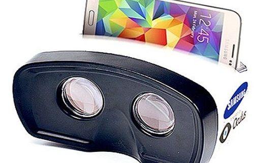 Samsung'un yeni sürprizi sanal gerçeklik gözlüğü olabilir
