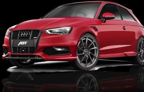 Audi'den Fiberglas amortisörlü otomobiller geliyor!
