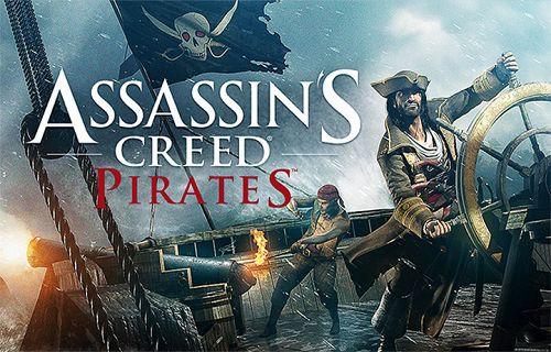 """""""Assassin's Creed Pirates"""" iOS platformu için şimdi ücretsiz!"""