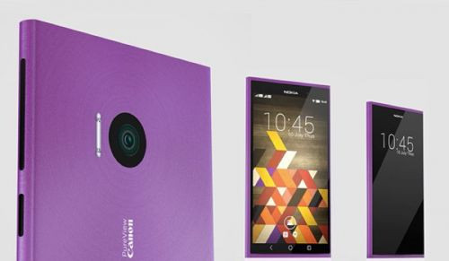 İşte Android 5.0 L ile çalışan Nokia Lumia X konsepti (Video)