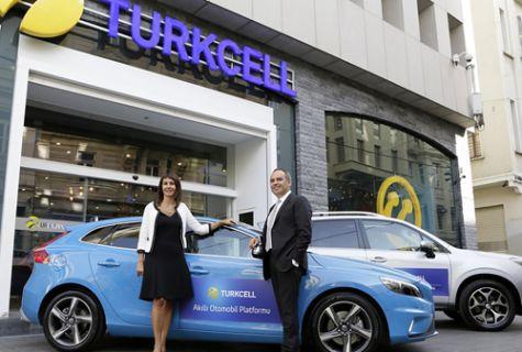Türkiye'de bir ilk Turkcell'den geldi: Akıllı Otomobil Platformu