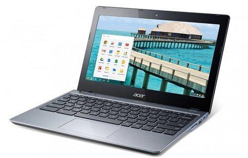 Acer, C720 Chromebook modelini yeniledi
