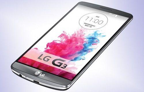 Snapdragon 805 işlemcili LG G3 ortaya çıktı