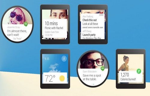 Android Wear için ilk Launcher uygulaması yayınlandı