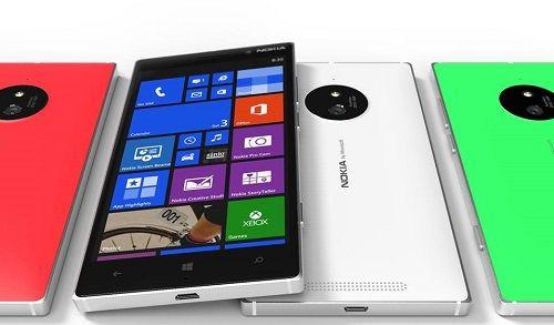 Lumia 830 için muhteşem konseptler