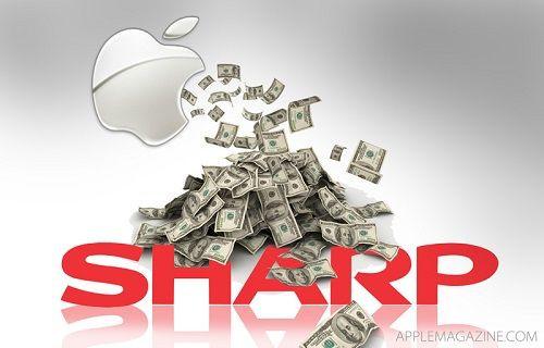 Sharp Apple'a olan bağımlılığını sona erdirmek istiyor!
