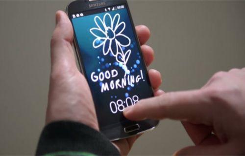 Telefonunuzun kilit ekranından mesajlaşmak ister misiniz? [Video]