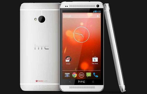 Android L, HTC One M7'ye uyarlandı