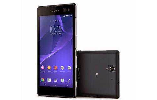 Sony, Xperia C3'e özel kılıf duyurdu