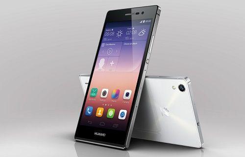 Huawei'in yeni arayüzü iOS 7'den esintiler sunuyor
