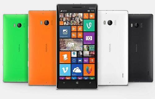 Lumia 930 ülkemizde satışa sunuldu