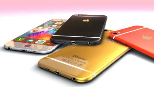 Rüya gibi Apple iPhone 6 konsept tasarımı (Video)