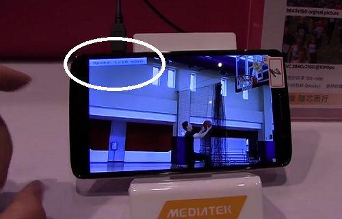 MediaTek'in tanıttığı 8 çekirdekli işlemcisinin yapabildiklerini görünce şaşıracaksınız [Video]