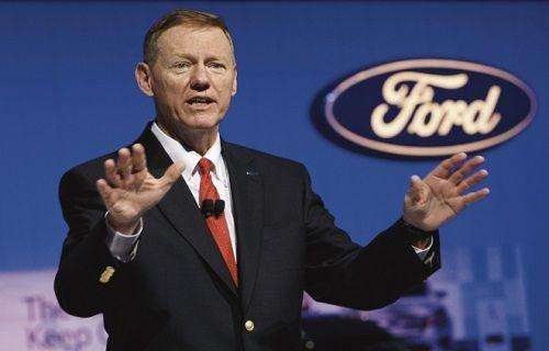 Ford'un eski CEO'su, Google yönetim kuruluna katıldı