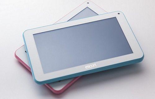 """Escort'un yeni """"Joye 7 inç"""" Tablet Serisi 3 farklı model ile kullanıcıların karşısına çıkıyor"""