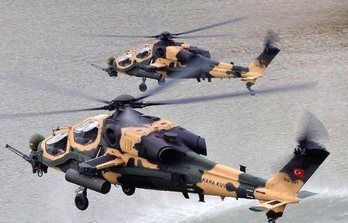 Taarruz ve taktik keşif helikopteri ATAK T129 Avrupa'yı fethetti