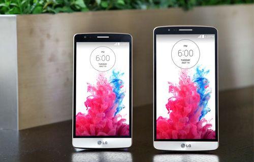 2 GB Ramli LG G3 ve 3 GB Ramli LG G3 Benchmark Testleri