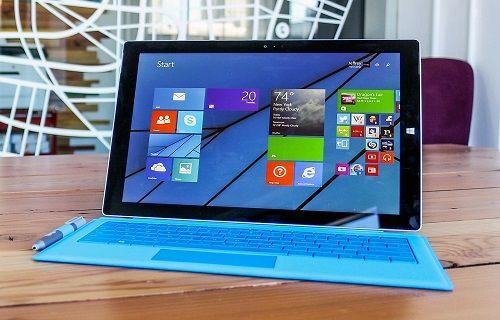 Microsoft, Surface Pro 3'ün Wi-Fi sorununu gideriyor