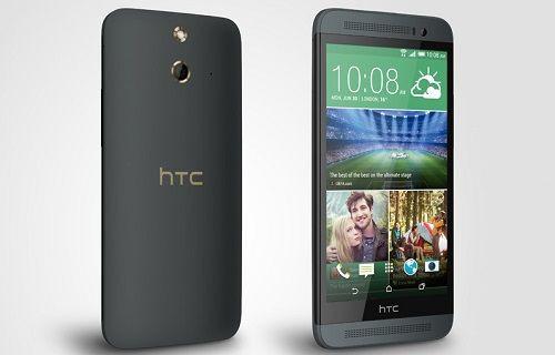 HTC One E8 Avrupa'da satışa sunuluyor
