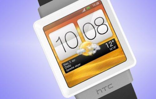 HTC'nin akıllı saati nasıl mı olacak?