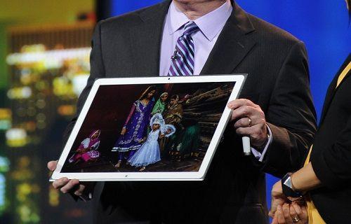 HP 16-inç ekrana sahip tablet hazırlıyor