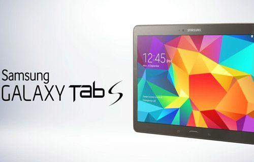 Super AMOLED ekranlı Galaxy Tab S serisi Türkiye'de