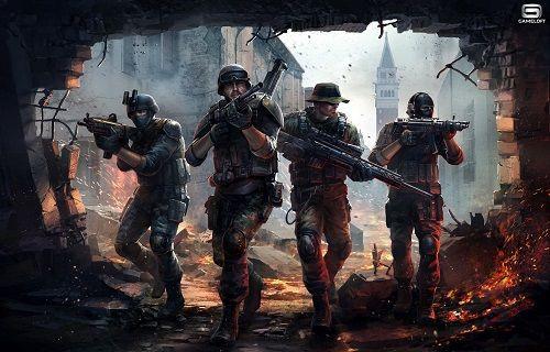 Modern Combat 5: Blackout'un çıkış videosu yayınlandı