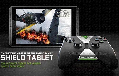 NVIDIA SHIELD Tablet'in çıkış tarihi ve özellikleri sızdı