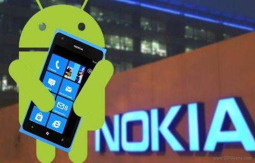 Nokia'nın Android macerası kısa sürdü!