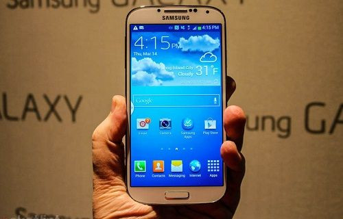 Galaxy S4'e Android L yüklendi