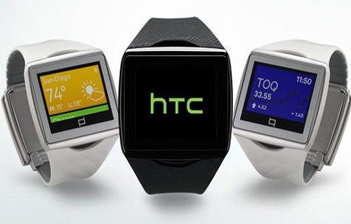 HTC'nin akıllı saati göründü mü?