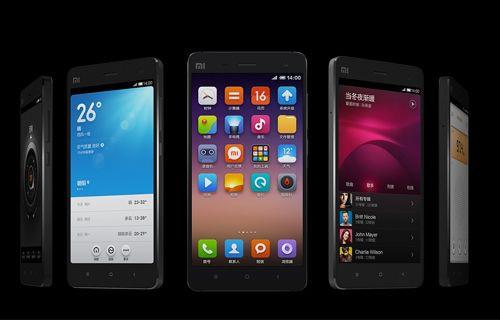 Xiaomi Mi 4'e bir de yakından bakın!