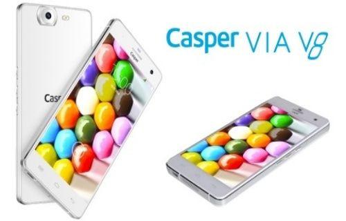 Casper, 8 çekirdekli VIA V8 model akıllı telefonunu satışa sundu