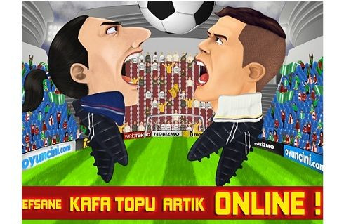 """Türk Yapımı Online Mobil Oyun """"Online Kafa Topu"""" iOS ve Android platformu için yayınlandı!"""